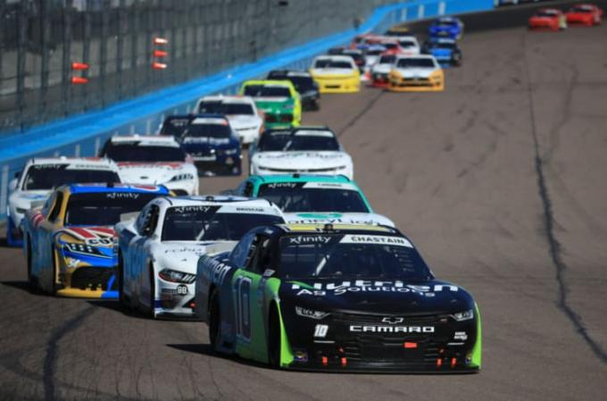 NASCAR Xfinity Series at Phoenix Raceway